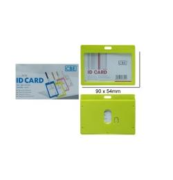 CBE 3310 ID CARD 90X54MM